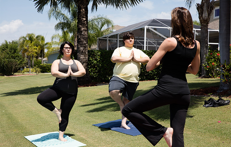 Yoga Is A Low Impact Exercise For All Body Types And Sizes