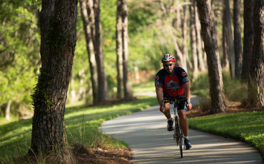 Larry on Bike Exercise Intensity, effective workout