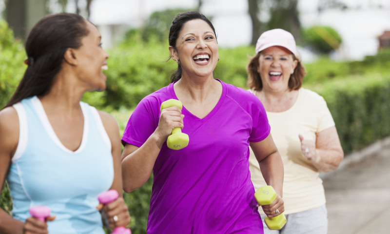 Aerobic exercise offers unique benefits!